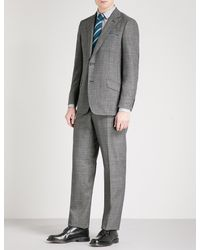 Richard James - Black Single-breasted Wool Suit for Men - Lyst