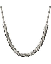 Links of London - Metallic Sweetie Sterling Silver Necklace - Lyst