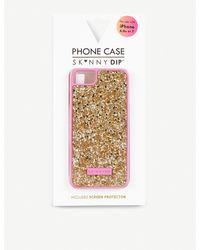 Skinnydip London - Metallic Glitter Iphone 6 Plus/7 Plus Case - Lyst