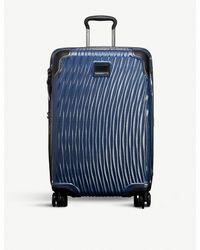 Tumi - Blue Medium International Suitcase for Men - Lyst