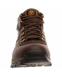 Timberland - Brown Earthkeepers Mt. Maddsen Mid Waterproof for Men - Lyst