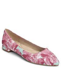 Aerosoles - Pink Hey Girl Ballet Flat - Lyst