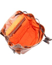 Nino Bossi - Multicolor Breanna Leather Drawstring Backpack - Lyst
