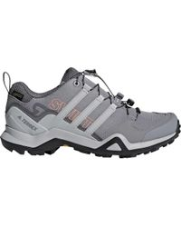 2a4d1f237 Lyst - adidas Terrex Swift R2 Gore-tex Hiking Shoe in Gray