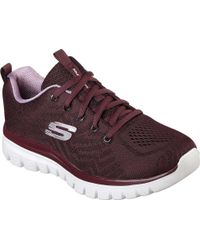 Skechers - Multicolor Graceful Get Connected Trainer - Lyst