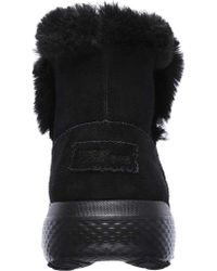Skechers - Black On The Go City 2 Mid Womens Casual Boots - Lyst