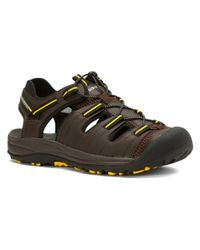 New Balance - Brown Appalachian Sandal for Men - Lyst