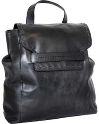 Nino Bossi - Black Caterina Leather Backpack - Lyst
