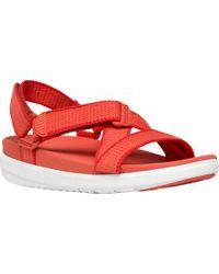 Fitflop - Red (tm) Sling Ii Sport Sandal - Lyst