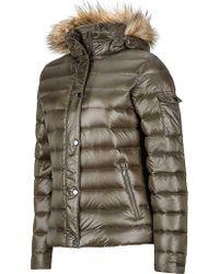 Marmot - Green Hailey Jacket for Men - Lyst