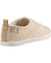 Sanuk - Natural Maisie Sneaker - Lyst
