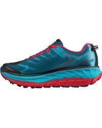 Hoka One One - Blue Stinson Atr 4 Trail Running Shoe - Lyst