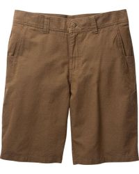 Toad&Co - Brown Jackfish Short for Men - Lyst