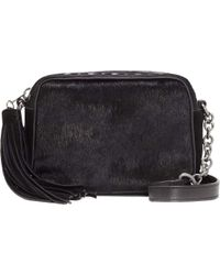 Lucky Brand - Black Anna Crossbody Bag - Lyst