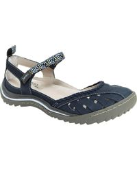 Jambu - Blue Apple Blossom Casual Mary Jane - Lyst