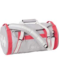 Helly Hansen - Gray Hh Duffel Bag 2 30l for Men - Lyst