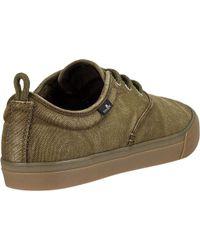 Sanuk - Green Guide Plus Canvas Sneaker for Men - Lyst