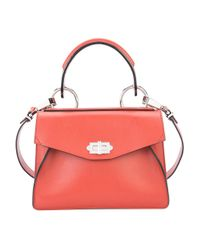 Proenza Schouler   Pink 'hava' Small Leather Tote Bag   Lyst