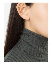 Charlotte Chesnais - Metallic Gold 'helix' Earrings - Lyst
