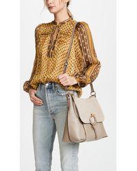 See By Chloé - Gray Joan Medium Shoulder Bag - Lyst