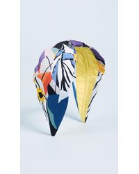NAMJOSH - Multicolor Havana Headband - Lyst
