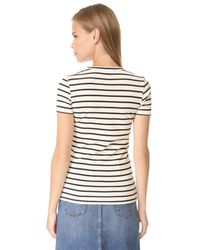 Petit Bateau - Multicolor 1x1 Iconic Striped Tee - Lyst