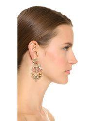 Deepa Gurnani - Multicolor Deepa By Queenie Earrings - Lyst