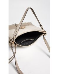 See By Chloé - Gray Joan Medium Shoulder Bag - Lyst