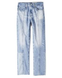 AG Jeans | Blue The Phoebe Restored Jeans | Lyst