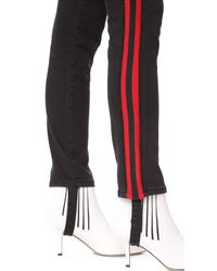 Siwy - Black Marion Sport Stirrup Jeans - Lyst