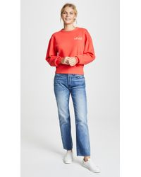 Rag & Bone - Multicolor Hello Sweatshirt - Lyst