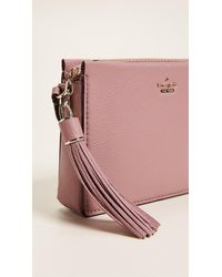 Kate Spade - Pink Kingston Drive Gillian Cross Body Bag - Lyst
