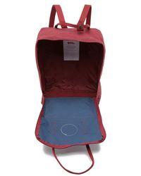 Fjallraven - Multicolor Kanken Backpack - Lyst