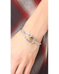 Pamela Love - Metallic Rhea Cuff Bracelet - Lyst