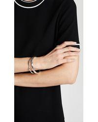 Gorjana - Metallic Quinn Hinged Bangle Bracelet Set - Lyst