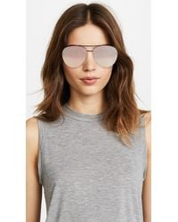 Quay - Multicolor Cool Innit Sunglasses - Lyst