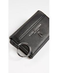 Marc Jacobs - Black Multi Wallet - Lyst