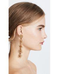 Sachin & Babi - Metallic Sparklers Earrings - Lyst