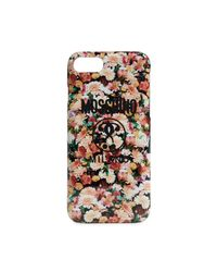 Moschino - Multicolor Floral Iphone 7 / 8 Case - Lyst