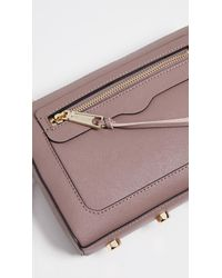 Rebecca Minkoff - Multicolor Avery Cross Body Bag - Lyst