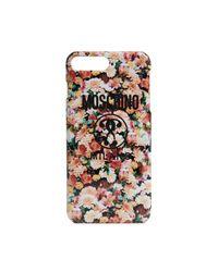 Moschino - Multicolor Floral Iphone 7 Plus / 8 Plus Case - Lyst