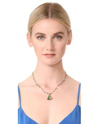 Gas Bijoux | Blue Gipsy Necklace | Lyst