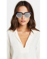 Quay - Multicolor Don't Stop Sunglasses - Lyst