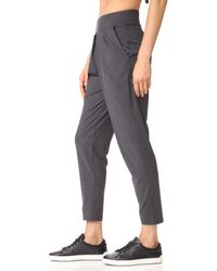 Michi - Gray Industria Pants - Lyst