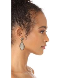 Alexis Bittar - Gray Doublet Earrings - Lyst
