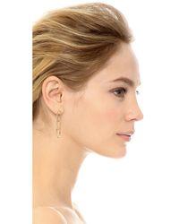 Vita Fede - Metallic Mini Milos Earrings - Lyst