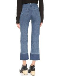 Rachel Comey   Blue Slim Legion Jeans   Lyst