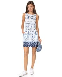 Soft Joie | Blue Madia Dress | Lyst