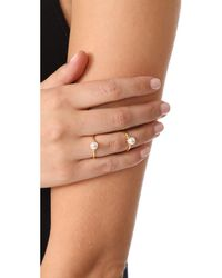 Joanna Laura Constantine - Metallic Nail Ring Set - Lyst