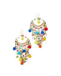 Rosantica - Multicolor Cancun Earrings - Lyst